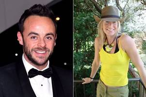 why ant wasn't impressed with katie hopkins on i'm a celebrity