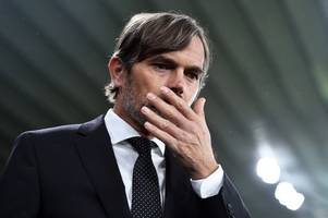 could nottingham forest's arch-rivals derby county lose manager phillip cocu?