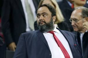 'let's do this' - evangelos marinakis has this message on nottingham forest's city ground redevelopment