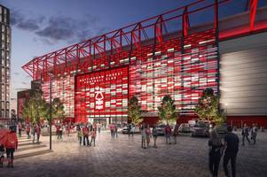 nottingham forest reveal stunning new image of £100m city ground redevelopment