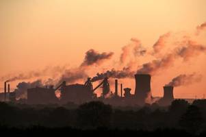 six months watching and waiting in the shadow of the steelworks - life in scunthorpe with british steel in liquidation
