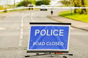 a38 closed: road between bridgwater and taunton shut in both directions due to crash - live updates