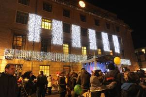 Live updates from Cambridge's Big Christmas Lights Switch On