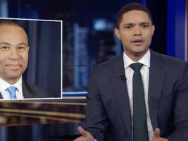 watch: the daily show's trevor noah weighs in on bernie sanders' health concerns + more democratic presidential candidates