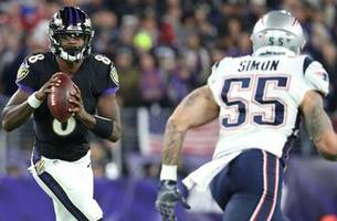 colin cowherd: the ravens are the only team that can keep the patriots out of the super bowl