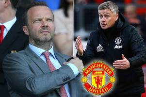 Man Utd chief Ed Woodward casts doubt over January deals after investor meeting