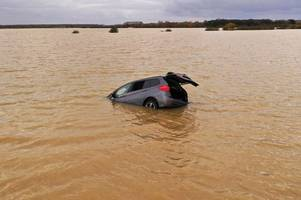 move family, pets and cars to safety: warning to people in gloucestershire flood zone