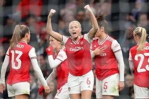 chelsea cement top spot as arsenal and man city keep up the pressure - wsl weekend review