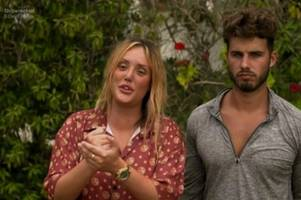 Charlotte Crosby's dramatic Instagram statement as she and Joshua Ritchie split