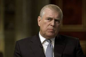 the queen 'issues approval to prince andrew over bbc newsnight interview'