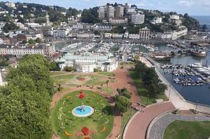 five candidates for the 2019 general election in torbay