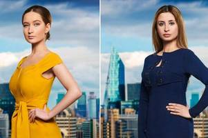 The Apprentice's Lubna Farhan accuses Lottie Lion of 'not learning' from racism scandal as the pair come to blows on Twitter