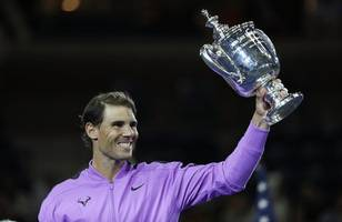 tennis rankings: rafael nadal ends year as world no 1 for fifth time in career; andy murray jumps to 126 after european open title