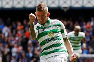 jonny hayes in celtic transfer poser as contact runs down amid english championship interest