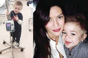 'you couldn't care less' mum slams nhs after mason djemat, 3, dies at scandal-hit glasgow hospital