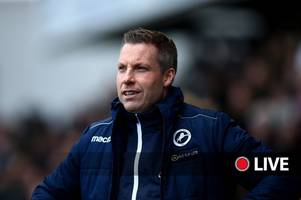 cardiff city press conference live updates as neil harris faces the media for the first time as bluebirds boss
