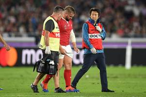 Wales suffer fresh injury blow with Tomas Francis set to miss the Six Nations