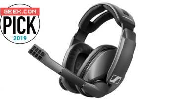 geek pick: sennheiser's gsp 370 is an exceptional wireless gaming headset