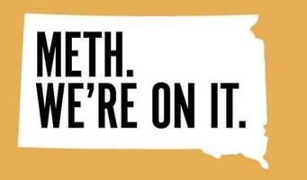 south dakota's anti-meth campaign has everyone talking