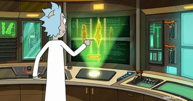 we finally know where rick (from rick and morty) stands on the intel vs amd debate