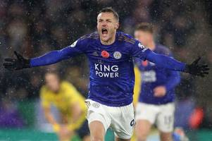'They've got every chance' - Arsenal legend backs Leicester City for Premier League glory