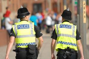 Gloucestershire has some of the happiest police officers in the country - but they're worried about money