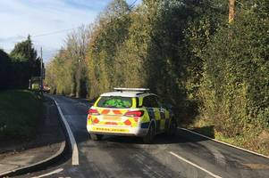 live braintree updates as air ambulance lands at incident which shut road