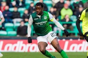 efe ambrose won't make hibs return as former celtic star left waiting on new club