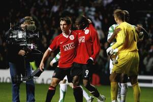 the gary neville celtic prediction that still haunts manchester united team-mate's parkhead nightmares