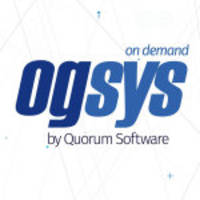 Quorum Software Launches OGsys On Demand