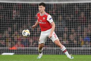 kieran tierney names the four arsenal players who helped him settle in after celtic transfer