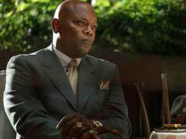 apple canceled the premiere of 'the banker,' its first major movie starring samuel l. jackson and anthony mackie, as it investigates 'concerns surrounding the film'