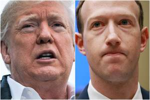 trump's 2020 campaign is attacking facebook over fears it might change how its ad targeting works (fb)