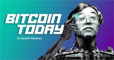satoshi nakaboto: 'bitcoin nearing $8,000 as downtrend continues'