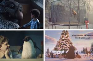 the most streamed john lewis christmas advert song revealed