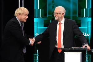 Who won ITV Leaders Debate? Jeremy Corbyn and Boris Johnson in tie, YouGov poll reveals