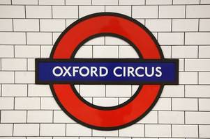 man falls on tracks at oxford circus tube station after suffering medical episode