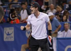 andy murray produces miracle comeback to hand great britain winning start to davis cup