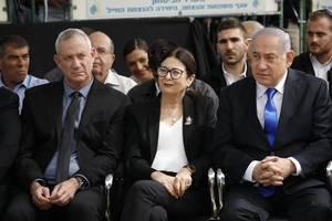israel: gantz little time to unseat netanyahu