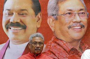 sri lankan politics now a family business as brothers take over