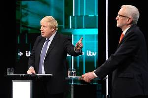 the tories renamed themselves factcheckuk while boris johnson was accused of spewing out lies and half truths on the leaders debate