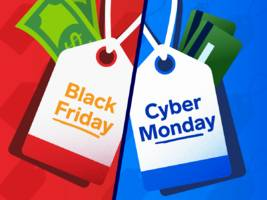 we asked the experts to find out if black friday or cyber monday is the better day to shop — here's what they said