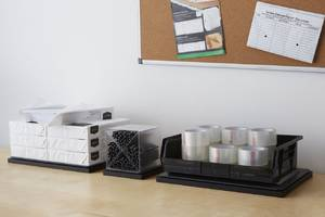 amazon's dash smart shelf can automatically order new office supplies when they run out