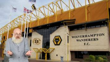 wolverhampton wanderers raise concerns over new 'bitcoin lottery' sponsor