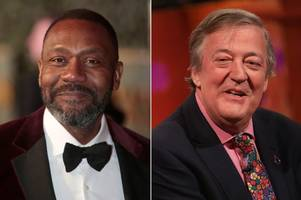 Sir Lenny Henry and Stephen Fry will star in 'major roles' in first Doctor Who episode