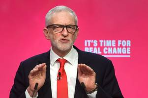 man to appear in court over 'threatening message' about labour leader jeremy corbyn