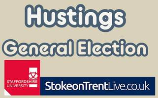general election 2019: how to get tickets for hustings to quiz stoke-on-trent parliamentary candidates