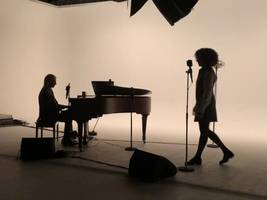 celeste duets with paul weller on emotional rendition of 'you do something to me'