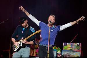 coldplay delay future global tours until they can ensure shows are 'carbon neutral'
