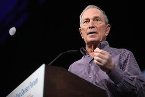 tycoon michael bloomberg splashes out us$20m to register african american, asian voters